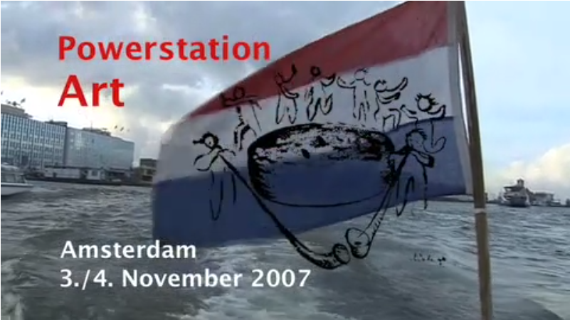 Bericht über das Festival in Amsterdam auf art-tv.ch
