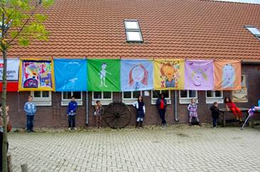 Powerstation Art in Arnhem