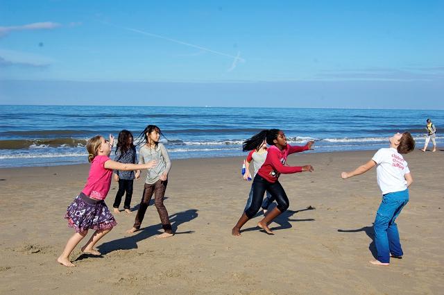 Ess- und Tanzkultur in Haarlem