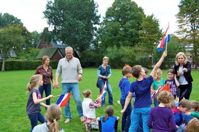 Schulbesuch in Haarlem